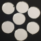 FINAL CLEARANCE 20mm Round Indian Glass Shisha  Mirrors x 12. SAVE £2